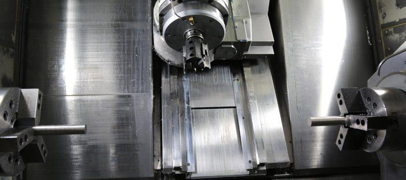 Les machines de tournage et de décolletage à poupée fixe CNC