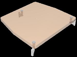centaure kit plateau